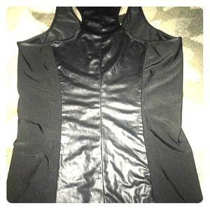 Black Tight Sexy Dress